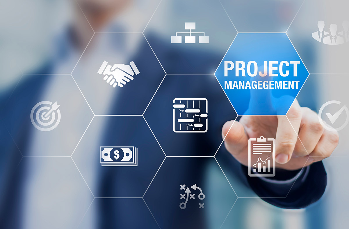 essere project manager